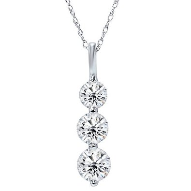 Diamond necklaces jewelers row beautiful diamond necklaces 8501 ladies round halo diamond pendant 14k white gold aloadofball Images
