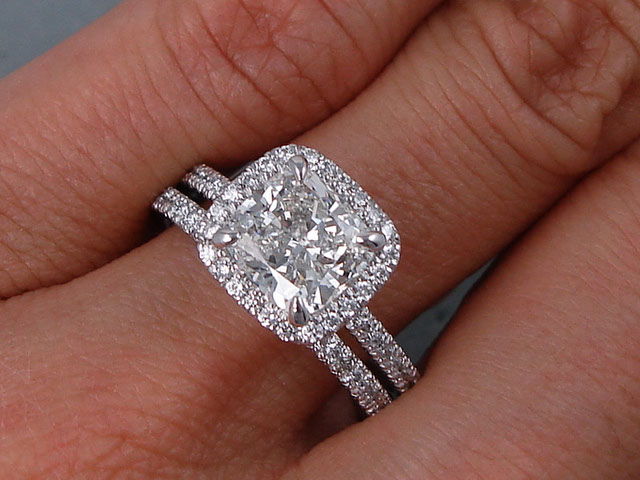 Engagement Rings Pennsylvania Diamond In Custom
